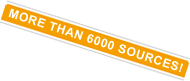 MORE THAN 5000 SOURCES!